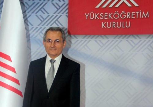Prof. Dr. Anayurt, YÖK Denetleme Kurulu Başkanlığına asaleten atandı