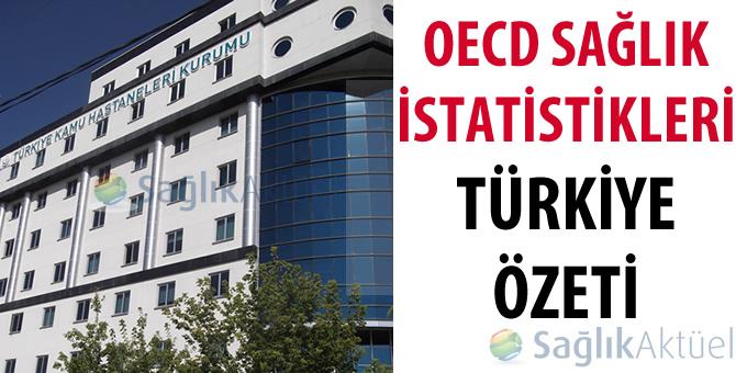 OECD Sağlık İstatistikleri Türkiye Özeti