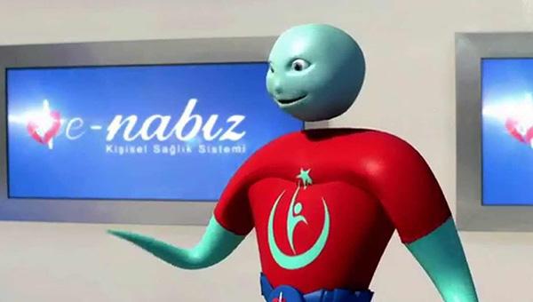 'e-nabız'ı 50 günde 1 milyon kişi kullandı!