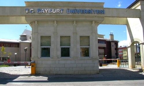 Bayburt Üniversitesi Sağlık Bilimleri Fakültesi kurulması onaylandı