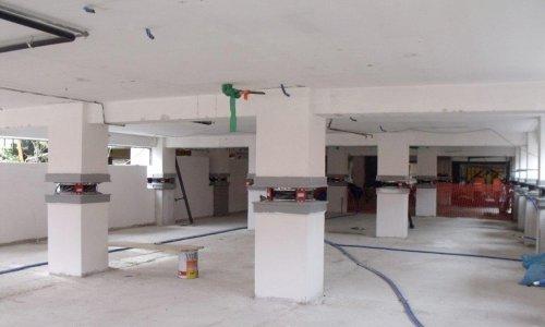 Tekirdağ Şehir Hastanesi'nin kolonlarına deprem izolatörleri yerleştirilecek