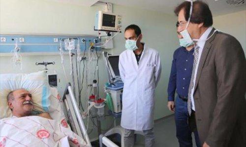 Sivas'ta ilk organ nakli gerçekleştirildi