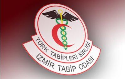 İzmir Tabip Odasından Türk Tabipler Birliğine tepki