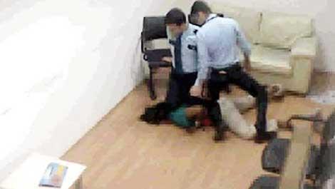 Şok görüntülerin ardından polisler doktoru suçladı!