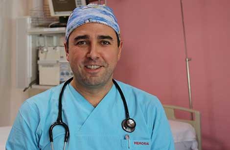 Kalp cerrahı Mehmet Susam'ın cenazesi İstanbul'a getirildi