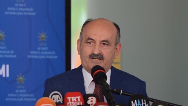 Sağlık Bakanı Müezzinoğlu: PKK'lılar ambulans şoförümüzü şehit etti