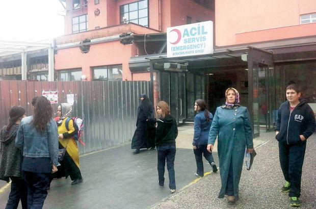 'Acil'de tadilat sürüyor ama hizmetler aksamıyor'