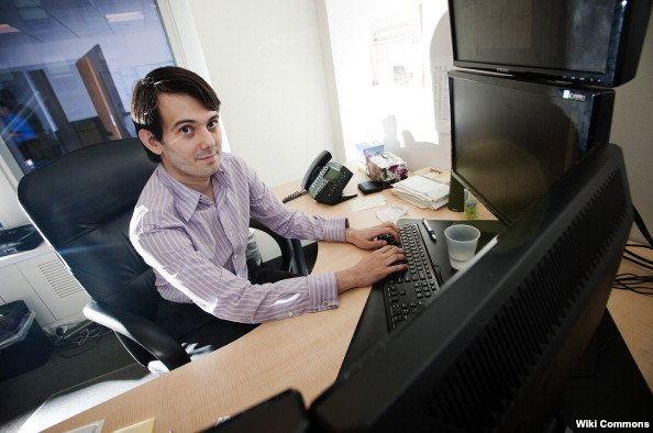 'Şımarık CEO' AIDS ilacının fiyatını % 4000 artırdı!