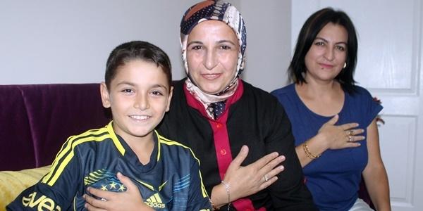 12 yaşındaki Doğan'ın kalbi sağda atıyor