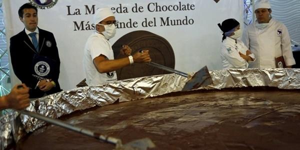 İlaç niyetine çikolata