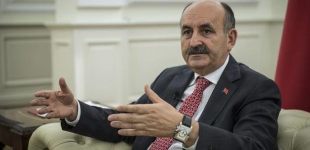 Sağlık Bakanı 2018 hedefini açıkladı