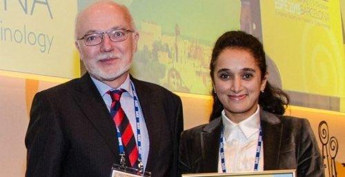 Türk tıbbına bir ödül de Barcelona'dan
