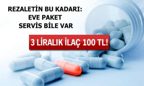 3 liralık lösemi ilacı 100 TL