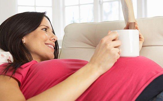 Hamileler kahveye dikkat!