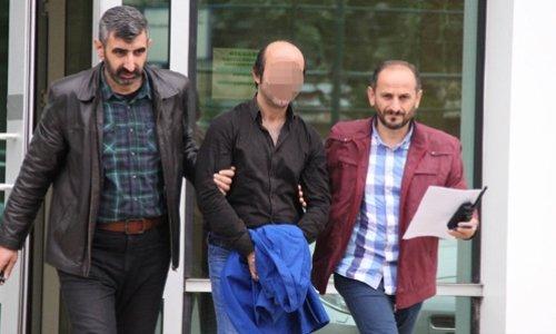 Samsun KHB Genel Sektererliğine silahlı saldırı iddiasına tutuklama