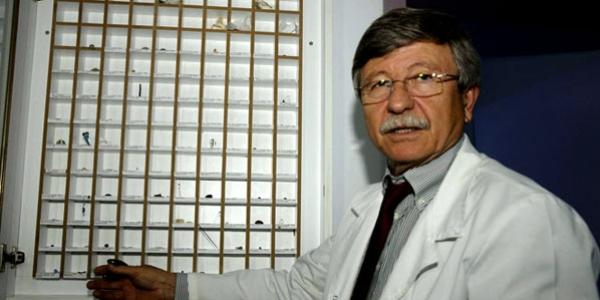 36 yıllık doktorun sıra dışı koleksiyonu