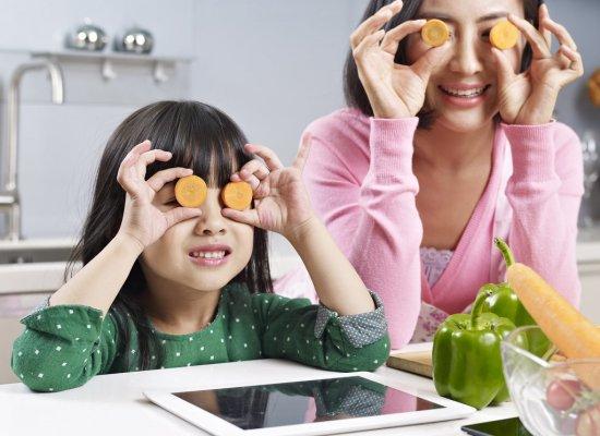 İşte göz sağlığına faydalı 8 besin!