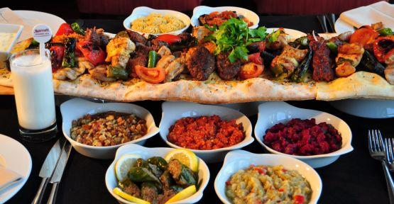 Türkiye dünya kalori listesinde üçüncü sırada yer aldı
