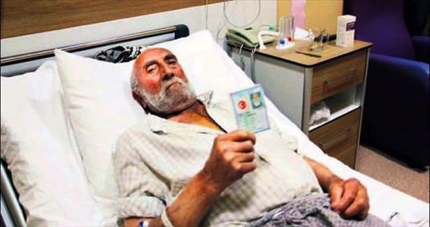 95 yaşında hastaya by-pass ameliyatı