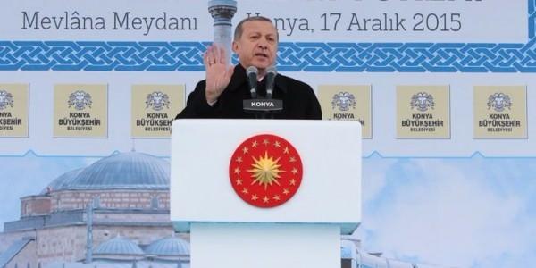 İşte Erdoğan'ın tepki gösterdiği o profesör
