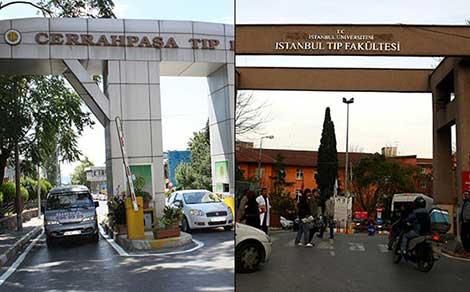 Cerrahpaşa'ya prefabrik İstanbul Tıp Sultangazi'ye taşınabilir