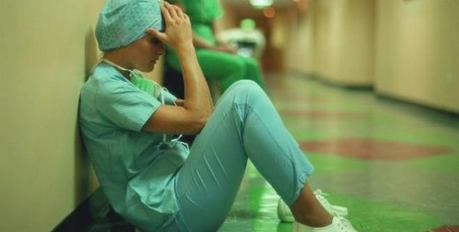 '31 bin 767 sağlık çalışanı saldırıya uğradı'