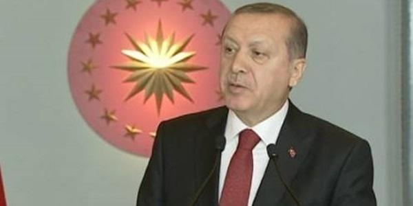 Erdoğan'dan 1100 akademisyene sert cevap