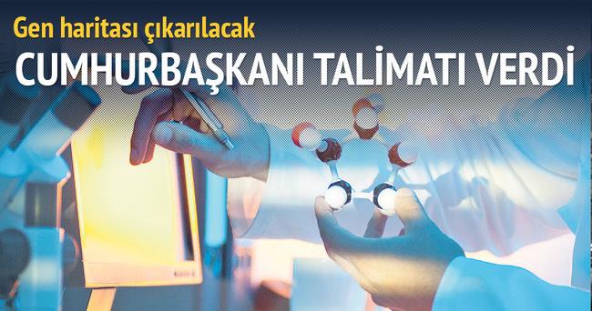 Türkiye, kanser gen haritasını çıkarıyor
