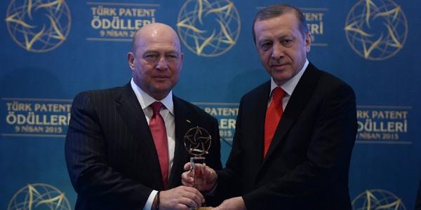 Erdoğan, Koç'un vefatı nedeniyle başsağlığı mesajı yayımladı