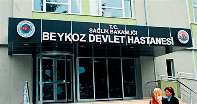 Beykoz Devlet Hastanesine 'Mustafa Koç' teşekkürü