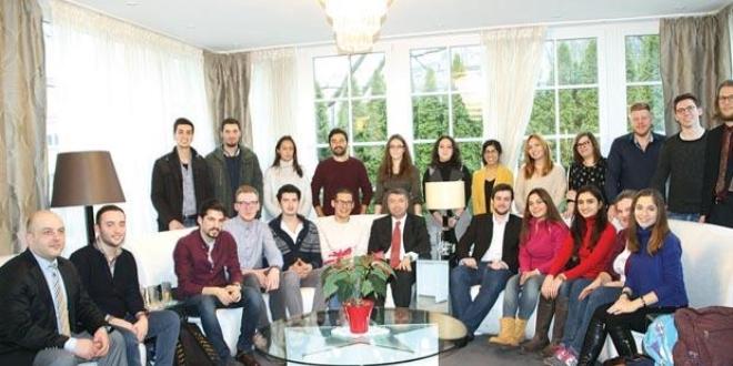Tıp öğrencileri Alman sağlık sistemini inceledi