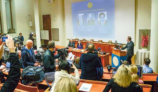 Sağlık skandalı: Nobel Tıp Komitesi'nin toptan istifası istendi!