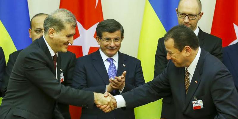 Türkiye ile Ukrayna arasında anlaşmalar imzalandı