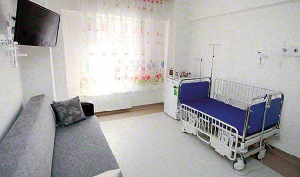Cerrahpaşa Çocuk Cerrahisi yenilendi