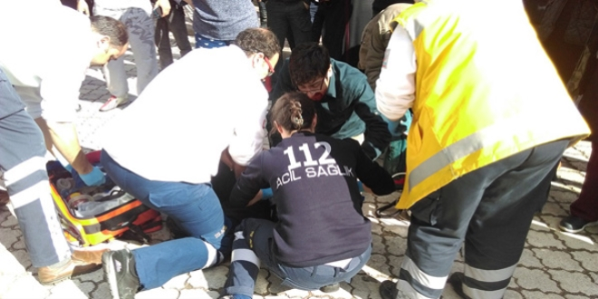 112'lerin Giyecek Yardımı Yönetmeliğinde değişiklik yapıldı