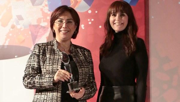 AstraZeneca Türkiye Ülke Başkanı'na Pharma Power Conference ödülü