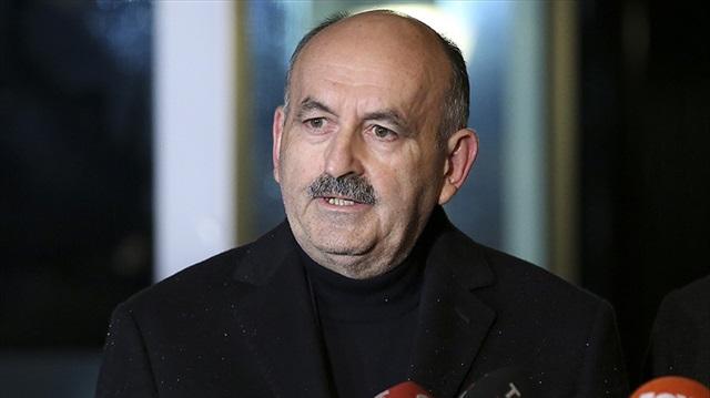 """Sağlık Bakanı Müezzinoğlu: """"Aile hekimi sayısı 30 bine çıkacak"""""""