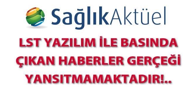 LST Yazılım şirketi (Mehmet Serdar Kasırga) ile ilgili haberler hakkında...