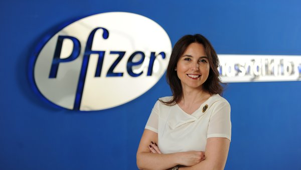 Berfu Yazıyurt, Pfizer Doğu Avrupa Bölge Lideri oldu