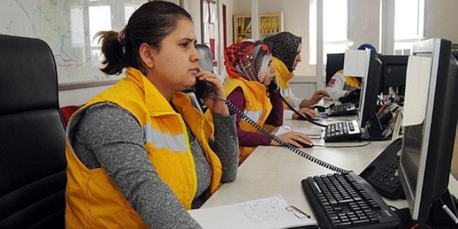 112'yi arayıp küfreden şahsa 19 bin 740 lira para cezası kesildi