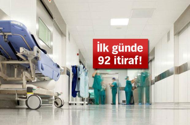 Sağlık Bakanlığı, hata bildirim sistemi kurdu