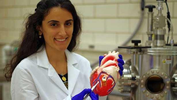 Crazy Turkish Lady 32 yaşında profesör olacak