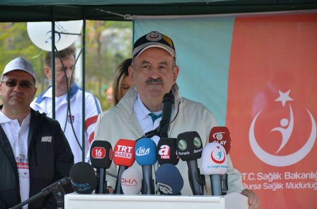 Sağlık Bakanı Mehmet Müezzinoğlu: Niyetimiz sorunları sıfıra indirmek