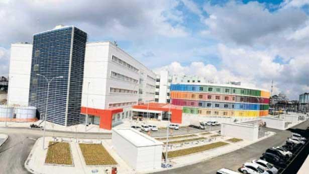 Avrupa'nın en büyük hastanesi İstanbul'da
