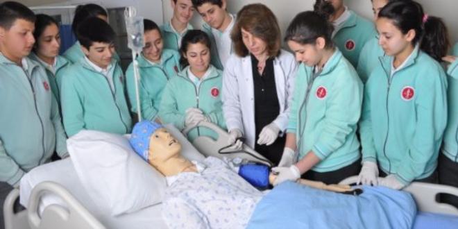 Sağlık alanı Ebe dalına erkek öğrenci kaydedilmeyecek