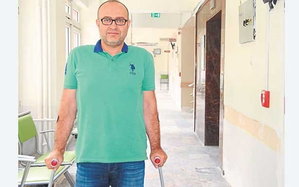 Serebral Palsili doğdu, doktor oldu, TUS'ta derece yaptı