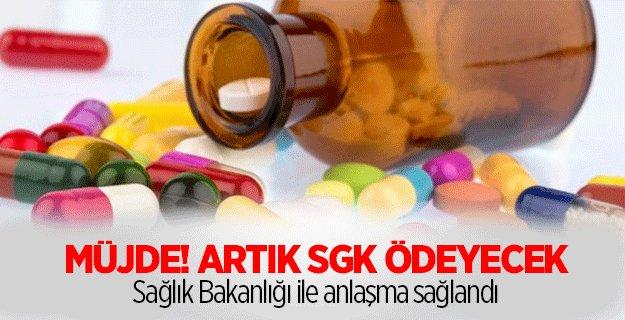 Erişilemeyen ilaç derdine son!