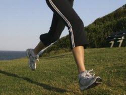 Koşu ayakkabısı; koşma şeklini değiştiriyor
