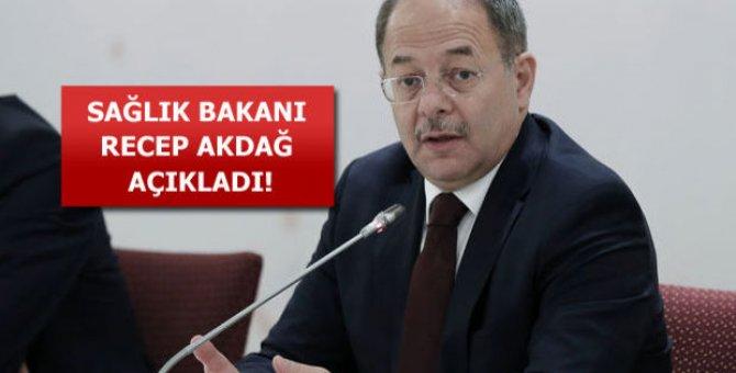 Bakan Akdağ: Özel hastanelerdeki % 200 farkla mücadele edeceğim!