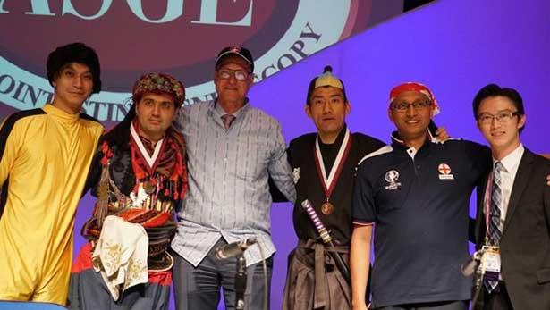 Türk doktor, endoskopi şampiyonasında birinci oldu!